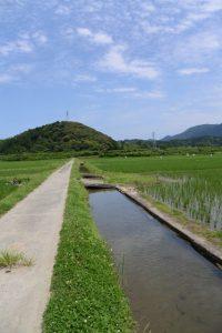 朝熊神社(皇大神宮 摂社)方向