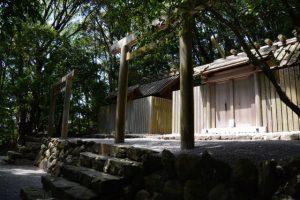 朝熊御前神社(皇大神宮 摂社)と朝熊神社(同摂社)