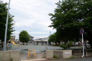 中寺前公園(伊勢市河崎)