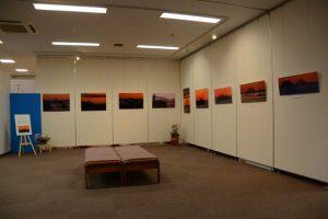写真展 伊勢志摩から拝る富士山(志摩市歴史民俗資料館)