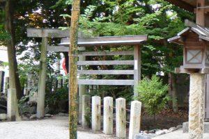 今社の絵馬掛け(?) 2015年06月27日