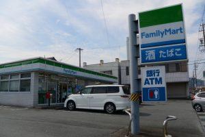 ファミリーマート 伊勢河崎店