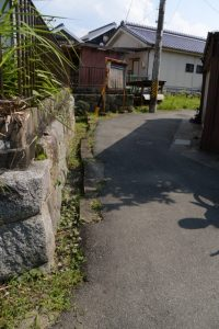 河崎環濠痕跡巡りツアーでも訪れた場所