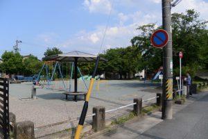 築地公園(伊勢市船江)