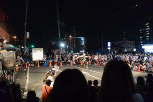 ダンススタジオ DEC→G ダンス(河崎天王祭イベント)