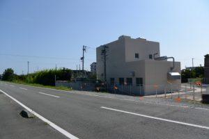西新田排水ひ管(五十鈴川)