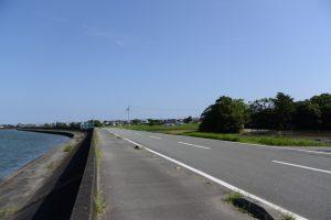 五十鈴川と御塩浜