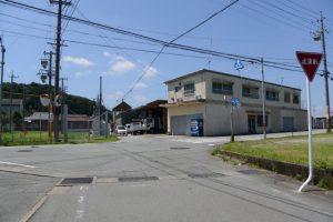 御塩道(国道42号荘1交差点〜汐合橋)
