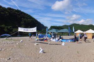 宮川親子デイキャンプ 2016 の舞台裏