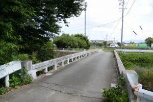 落田橋(汁谷川)