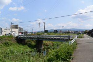 中洲橋(汁谷川)