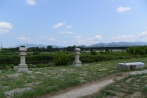 桜の渡し跡(宮川左岸)