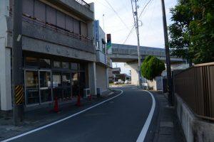 茶屋町(常磐町)道標の元位置探索