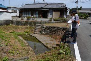 湧き水(度会町下久具)
