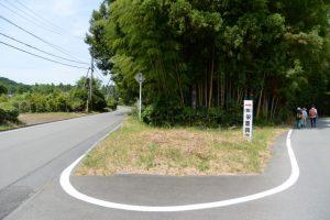 獅子頭安置所〜BUS STOP 山川 三重交通(度会町下久具)