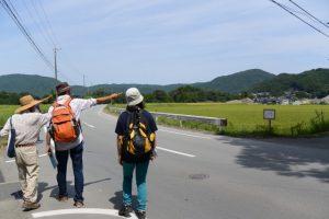 BUS STOP 山川 三重交通〜久具都比賣神社(皇大神宮 摂社)