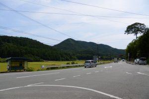 BUS STOP 川口 三重交通 付近