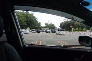内宮A2駐車場