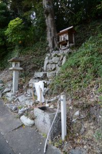 河津神社跡(度会町大野木)