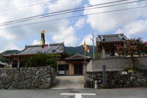寶泉寺(松阪市飯南町深野)