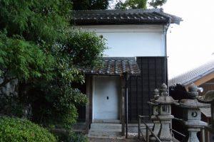 粥見神社(松阪市飯南町粥見)
