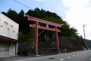仲峯山福信院(松阪市飯南町粥見)