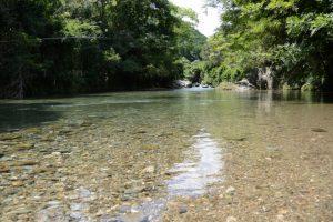 「禊の場」、一之瀬川の「岩の渕」