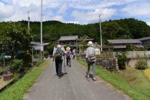 禊の場〜旧八柱神社(度会町南中村)