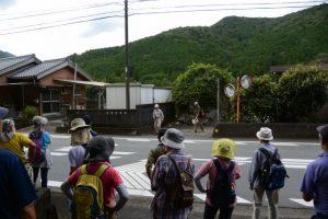 県道22号沿いの巨石(度会町南中村)