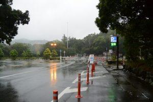 内宮A1駐車場付近から宇治神社へ