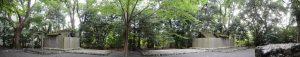 草奈伎神社と大間国生神社(豊受大神宮 摂社)