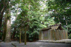大土御祖神社(皇大神宮 摂社)、宇治乃奴鬼神社(同末社)を同座