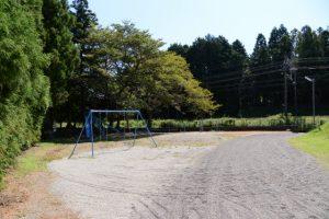 一宇田児童公園(平尾神社の隣)