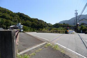 新朝熊橋(朝熊川)