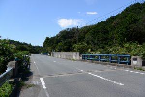 二瀬橋、井戸橋(朝熊川)