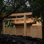 鏑矢と雁股矢を期待して訪れた津長神社(皇大神宮 摂社)