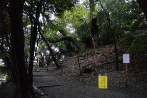 鏑矢と雁股矢を期待して訪れた大水神社(皇大神宮 摂社)