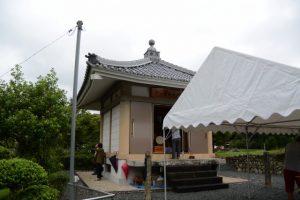 正法寺観音堂(度会町注連指)