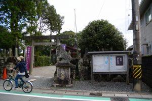 長峯神社(伊勢市中之町)