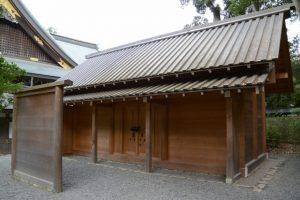 御酒殿(皇大神宮 所管社)