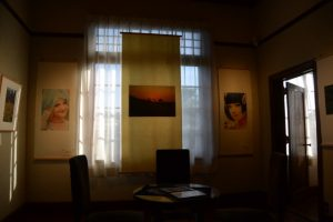 第五回 伊勢和紙プリントの会 作品展(伊勢和紙ギャラリー)