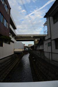 豊川(伊勢市岩渕1丁目歩道橋付近〜勢田川)