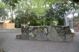 御遷座を終えた草奈伎神社と大修繕が開始された大間国生神社(ともに豊受大神宮 摂社)