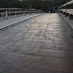 宇治橋(五十鈴川)に残されたこのモノの正体は?