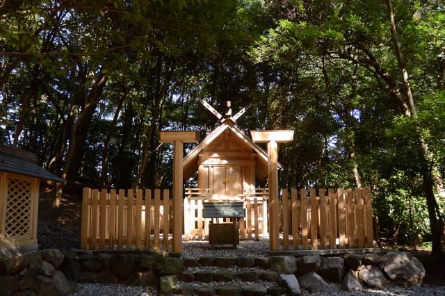 11月3日に御遷座を迎える阿射加神社(松阪市小阿坂町) – 神宮巡々2