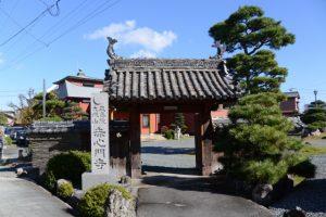 赤門寺正壽院(伊勢市岩渕)