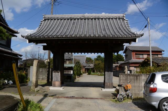 光明寺(伊勢市岩渕)