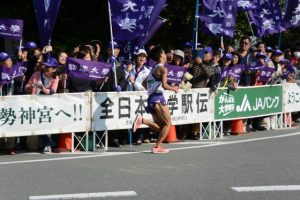 駒澤大 大塚 祥平(第48回全日本大学駅伝)