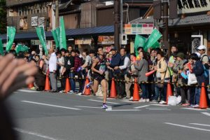 国士舘大 餅﨑 巧実(第48回全日本大学駅伝)
