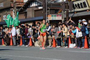 大東文化大 谷川 貴俊(第48回全日本大学駅伝)